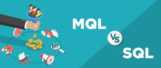 mql vs sql qualified leads sales conversions marketing lead geneation