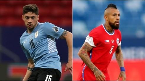 بث مباشر مباراة اوروجواي وتشيلي اليوم