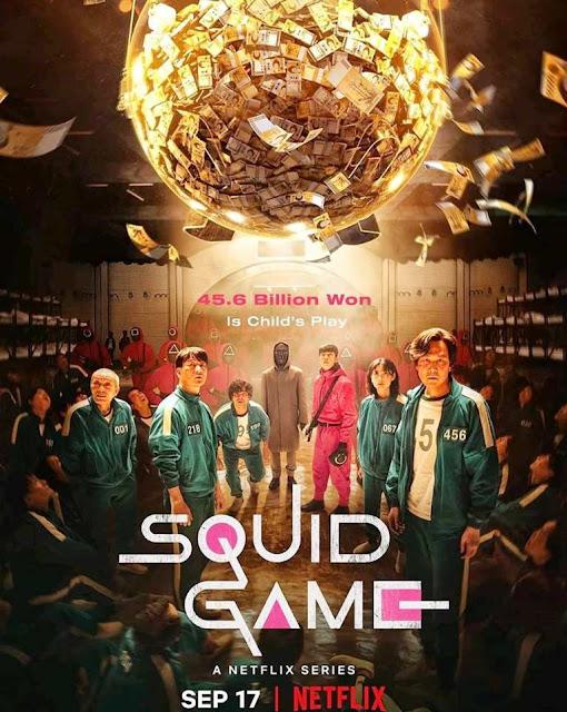 Daftar Nama Pemain Squid Game Drama Korea 2021