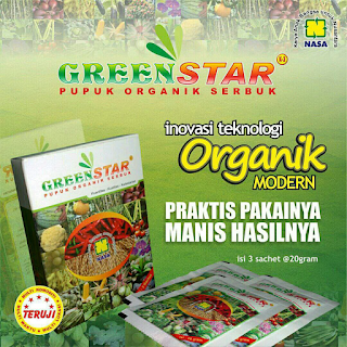 Pupuk Greenstar Nasa