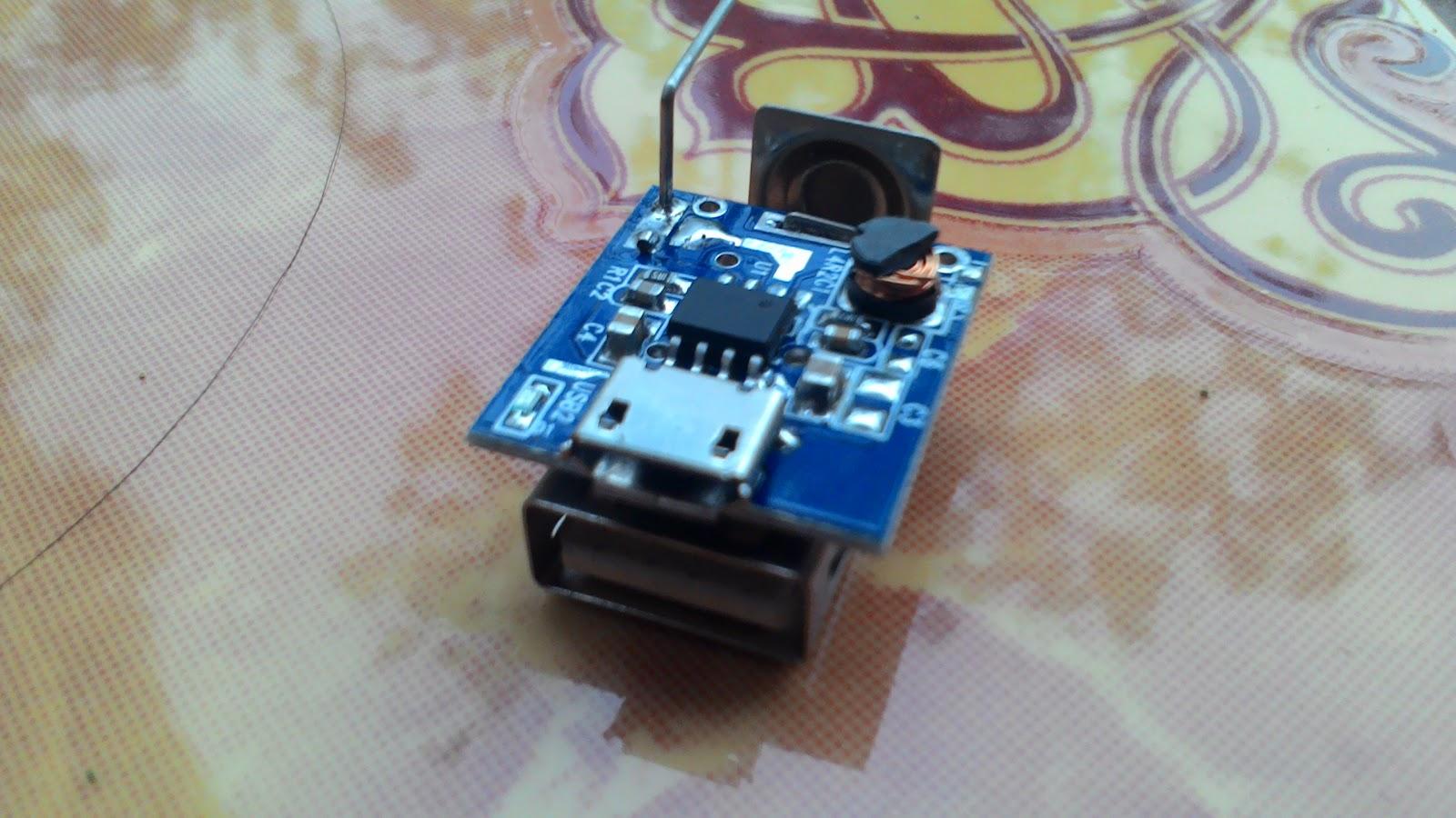 Modifikasi Modul Power Bank Murahan Untuk Membuat Usb Powered Battery Charger Circuit Gambar Skema Rangkaian Kemudian Siapkan Kotak Tempat Anda Dapat Beli Universal Dengan Harga Murah Saya Ini Cukup Rp