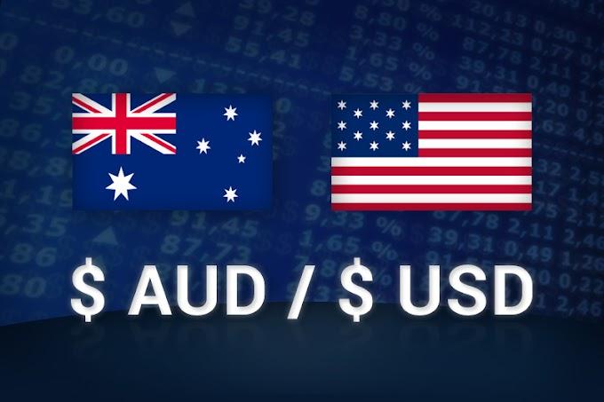 تقلبات على زوج AUD/USD تزامنا مع توقعات سلبيه لاسعار الفائده اليوم