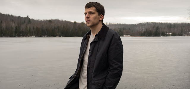 Jesse Eisenberg Kim Nguyen | The Hummingbird Project' | VIFF 2018