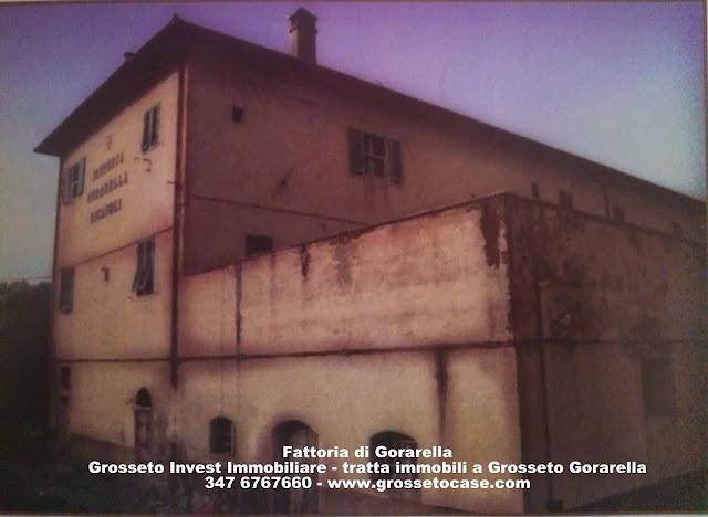 Fattoria di Gorarella - come era - Grosseto Invest di Luigi Ciampi