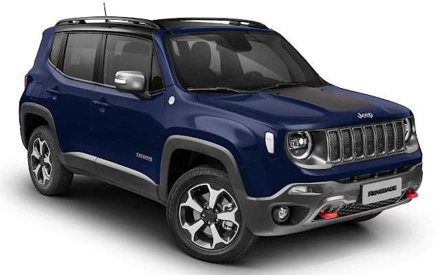 Jeep Renegade 2021 PcD