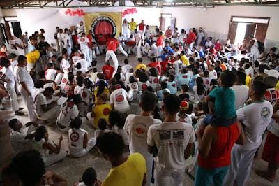 III Encontro dos Axés aconteceu em SAJ no último domingo (02)