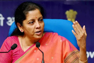 Finance Minister Nirmala Sitharaman announced a package of Rs 1.70 lakh crore to help the poor
