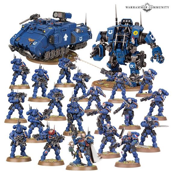 Space Marines – Interdiction Force