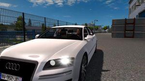 Car - Audi A8 v 1.0 [BETA]