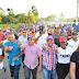 Candidatos PLD realizan cierre multitudinario de manera simultánea en la provincia Montecristi