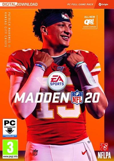 โหลดเกมส์ Madden NFL 20