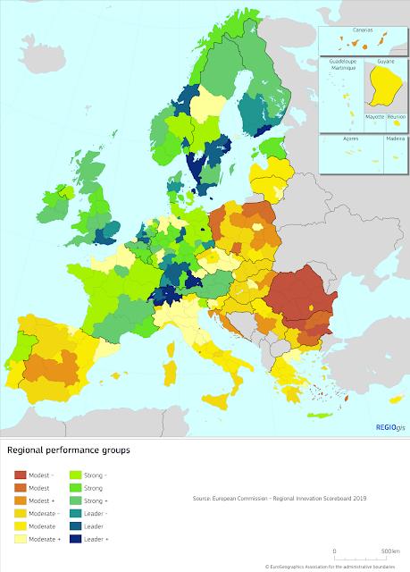 Paises-innovacion-España-Europa