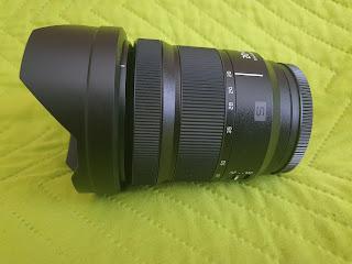 Panasonic LUMIX S Series 20-60mm
