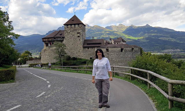 Castillo de los Príncipes, Liechtenstein