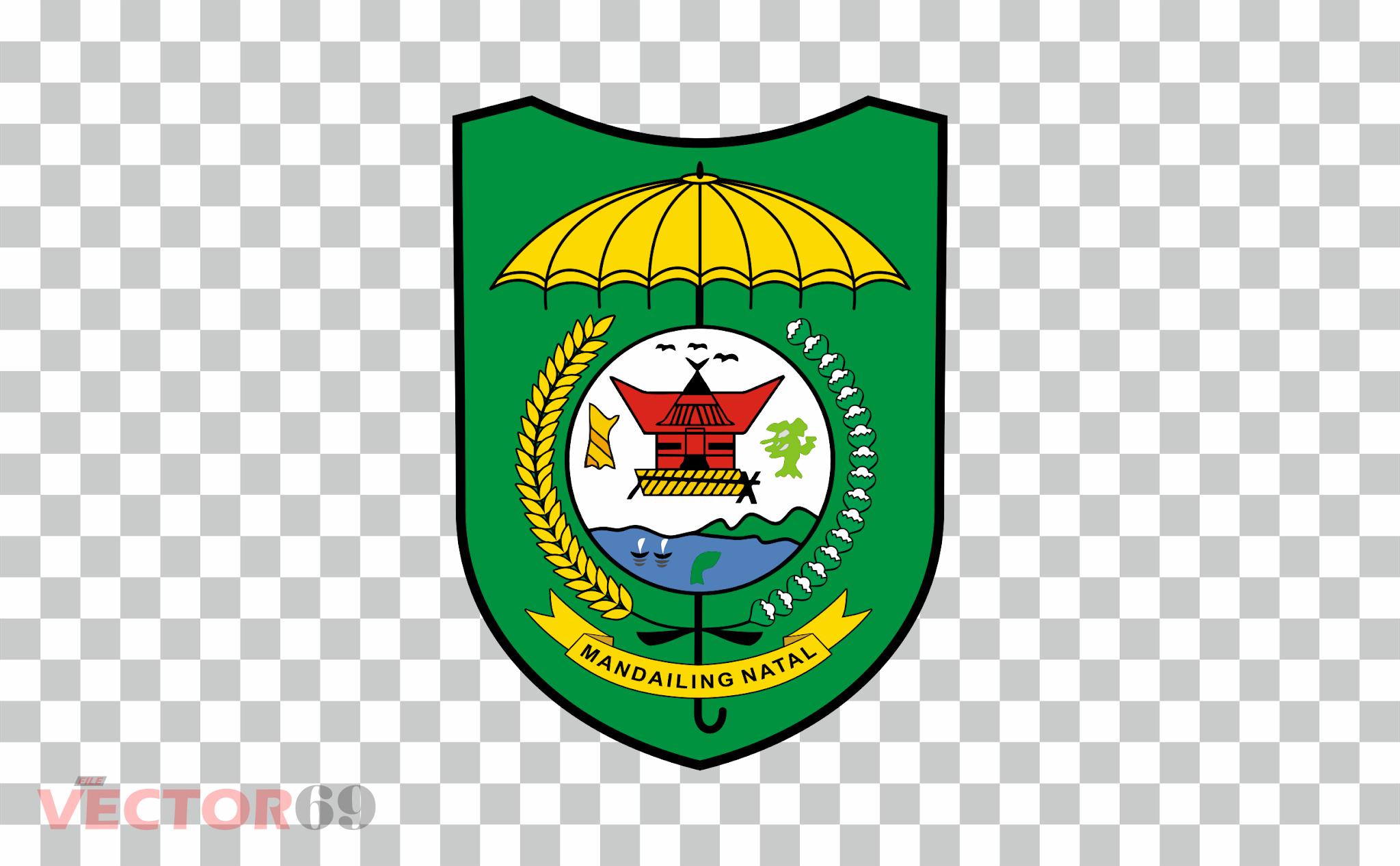 Kabupaten Mandailing Natal Logo - Download Vector File PNG (Portable Network Graphics)