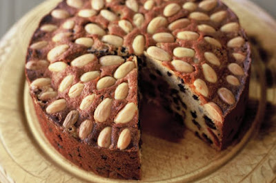 Dundee cake desserts recipes