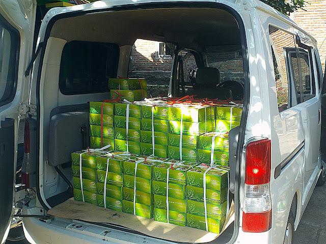 Jasa Paket Nasi Box Terdekat di Yogyakarta