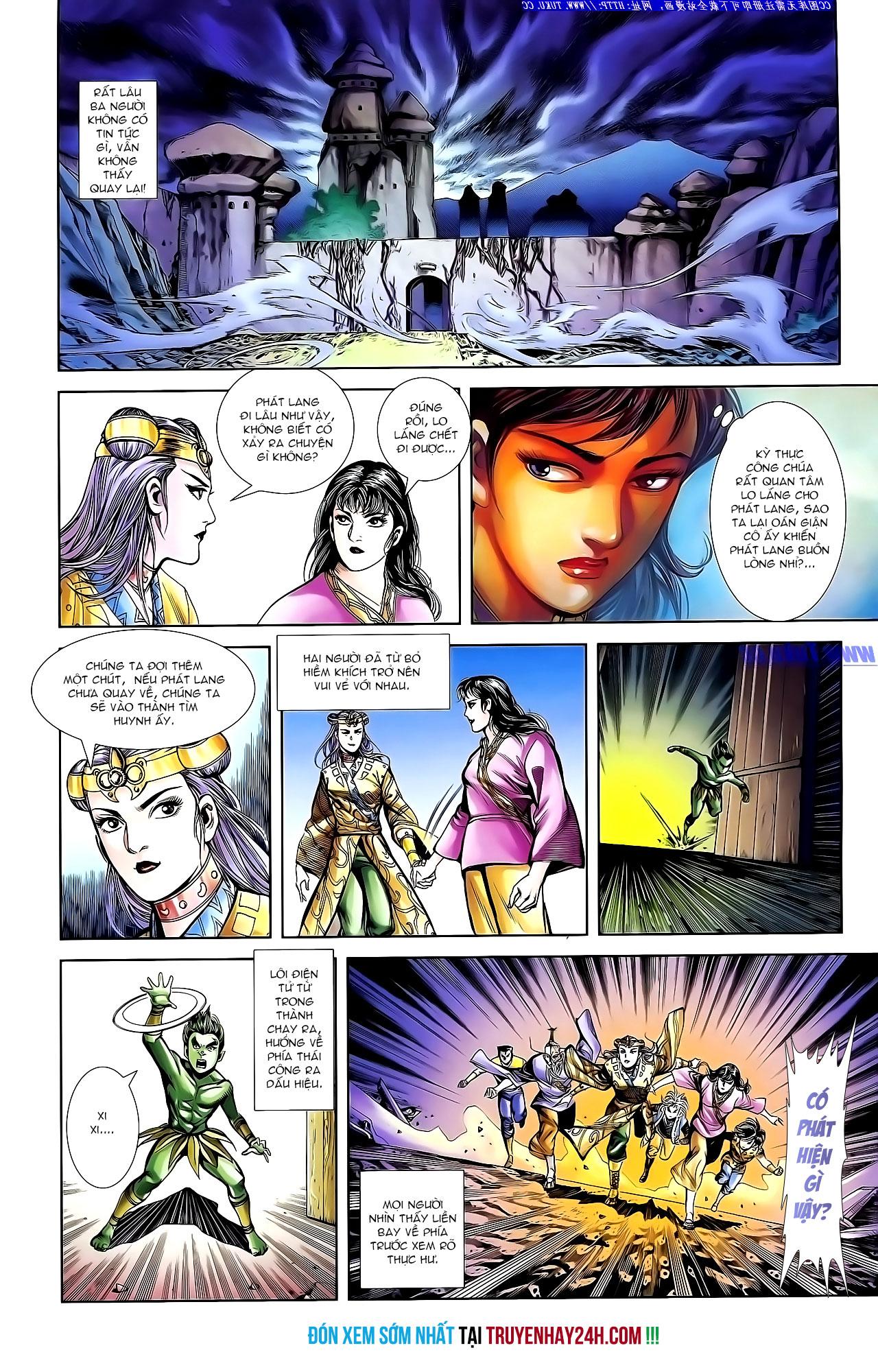 Cơ Phát Khai Chu Bản chapter 141 trang 31