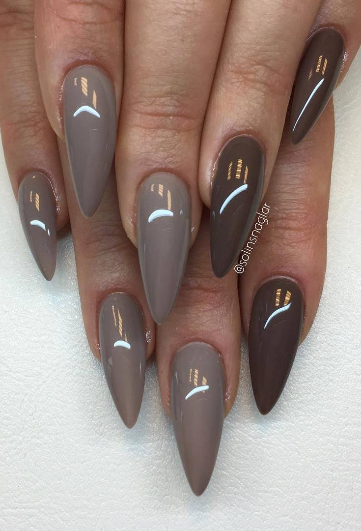 Grey Colored Design
