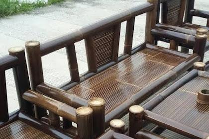 Bisnis Furniture Bambu Peluang Usaha yang Menjanjikan
