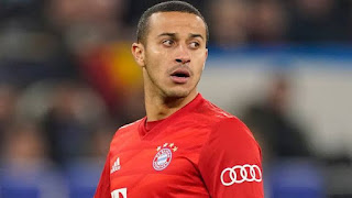 Source: Thiago and Liverpool has reached a four years agreement deal