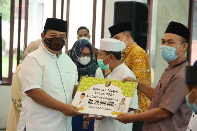 Peringati Nuzulul Quran, Gubernur Arinal Ajak Masyarakat Amalkan Al Quran