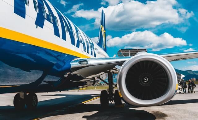 انواع محركات الطائرات