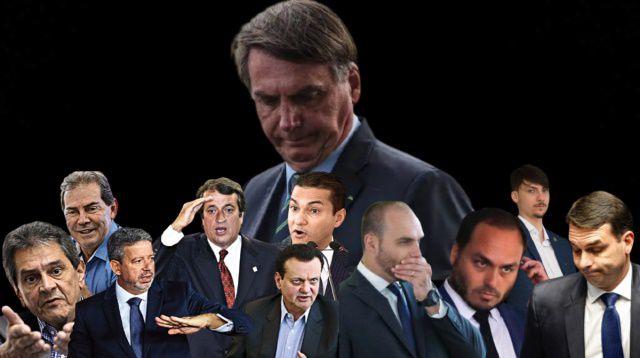 Centrão e filhos do presidente fazem expectativa de mais corrupção disparar e vai a 67% sob Bolsonaro