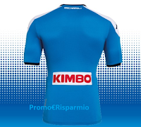 Logo Kimbo ''SSC Napoli: Abbiamo una sola maglia'' : vinci maglie ufficiali