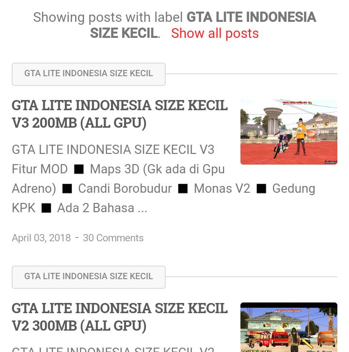 download file gta sa lite indonesia v3