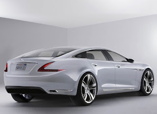 Jaguar sports type car wallpapers