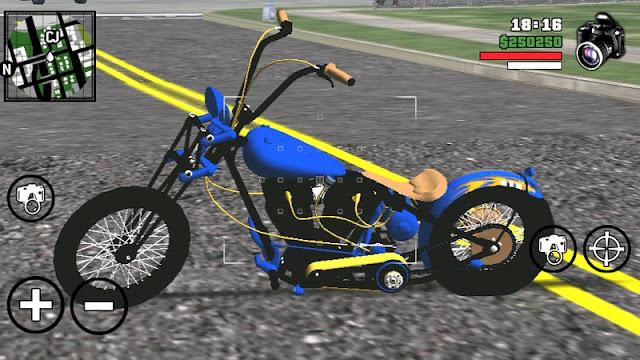 Nueva Freeway Solo Bike Mod Dff Only gtaam