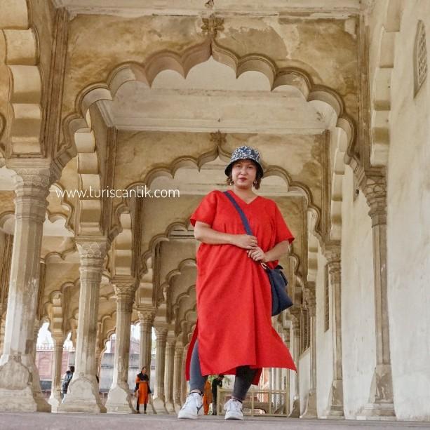 Istana agra india