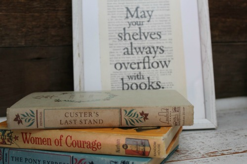 How to Organize a Home Library