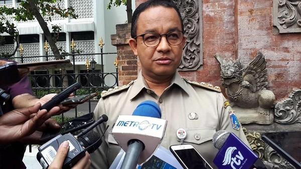 Anies: Jakarta Akan Tetap Jadi Pusat Ekonomi dan Bisnis