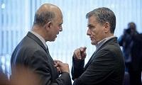 Τσακαλώτος σε Μοσκοβισί - Σολτς: Έχουμε 'περιθώριο' για ελαφρύνσεις