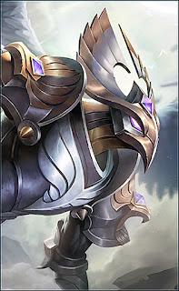 Kaja Commandment Heroes Tank Support of Skins V2