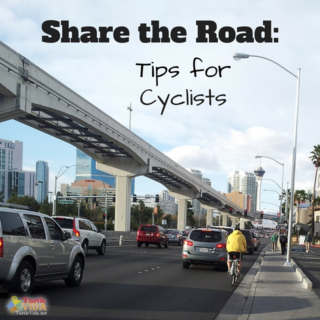 Share the Road: Tips for Cyclists