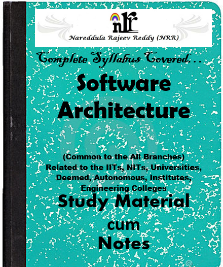 Software architecture pdf free download