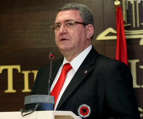 UEFA: Armand Duka candidate for the Executive Committee