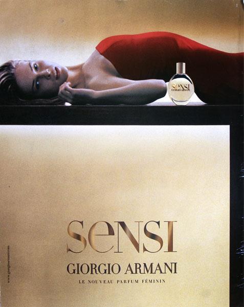 Sensi (2003) Giorgio Armani