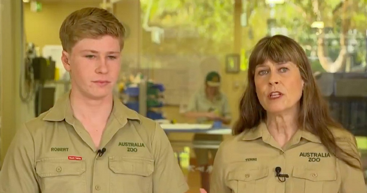 Teary Robert Irwin Talks About The Devastating Consequences Of The Australian Fires
