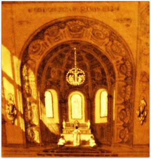 Joseph Lutzenberger - Altar da Igreja São José - Década de 1920