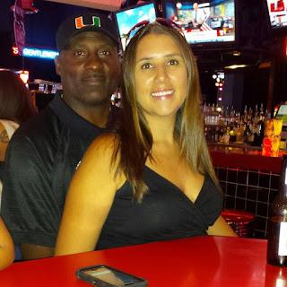 Eddie Brown Wife Heather Brown Pic Antonio Mother