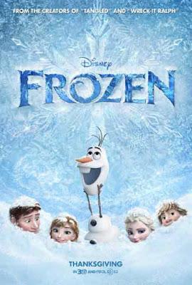 Frozen (2013) Sinopsis