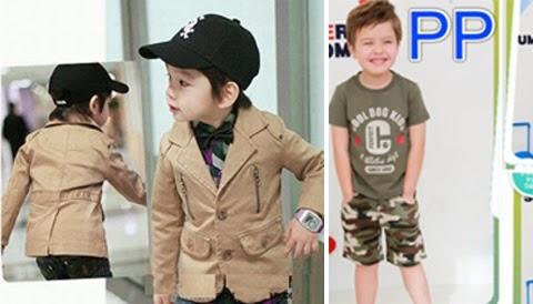 koleksi baju anak laki laki