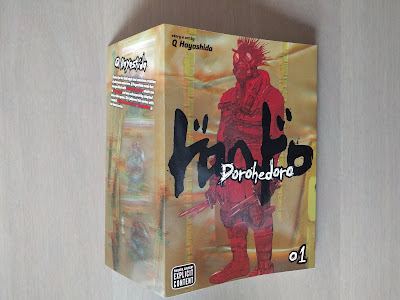 Dorohedoro Q Hayashida Viz Media Volume Photo Cover