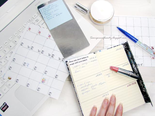 А нужно ли планировать или как завалить контент-план / блог A piece of beauty