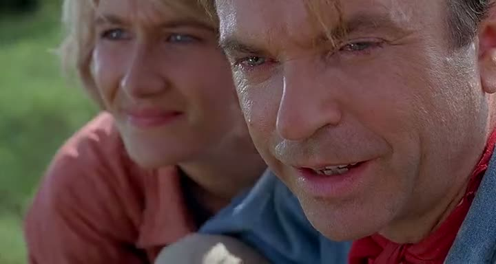 Screen Shot Of Jurassic Park All Parts Dual Audio Movie 300MB small Size PC Movie