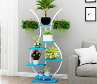 Muebles modernos para plantas